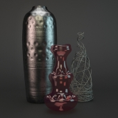 Target vases