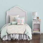 Baby bed and nightstand Juliette, Pottery barn kids