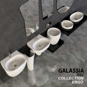 Gallasia Ergo умывальники