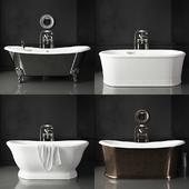 Devon & Devon Bath set (vray, corona)