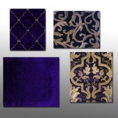 Royal Fabric Texture