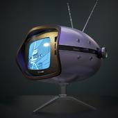 Panasonic model TR-005