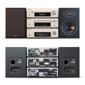 Hi-Fi Mini Component System Denon F109 DAB and Acoustic system SC-F109