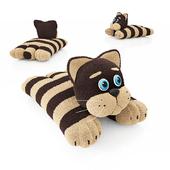 Toy cat.