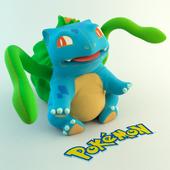 Toy Pokemon Bulbasaur