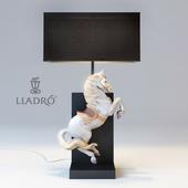 Светильник настольный Lladro Courbette