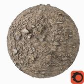 Гравий / почва грязь (фотограмметрия)