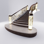 classic stair