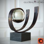 Enveloped Sphere Sculpture