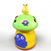 toy house mushroom
