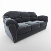 Kinlock Charcoal Sofa