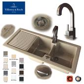Wash kitchen ceramic Condor (13 colors)