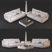 Approche 3 seater sofa