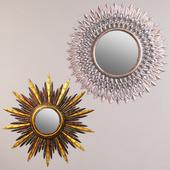 Sunburst & Starburst Mirrors
