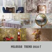 Wallpapers Milassa collection Trend