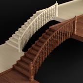 Stairs. Sameba