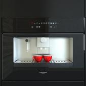Fulgor Milano Coffee Machine LCM4509TCBK LWD15BK