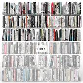 Книги (150 штук) Часть 1
