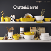 Kitchen accessories by Crate&Barrel