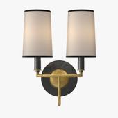Nicholas Haslam - Dorchester double wall light