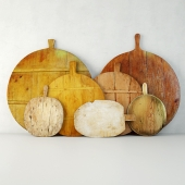 Antique Cutting Boards