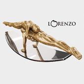 Sculpture Lorenzo Balance Of Love