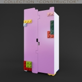 Wardrobe collection constructor