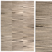 Ковер DorisLeslieBlau Flat weave kilim rug