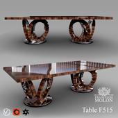 Francesco Molon - Table F515