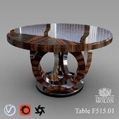 Francesco Molon - Table F515.01