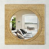 Tisbury Mirror / Currey & Co