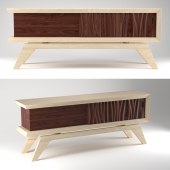Chest of drawers by Jory Brigham