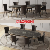 LAYTON Wooden Table & MARION Chairs