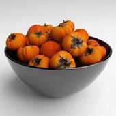 persimmons BOWL