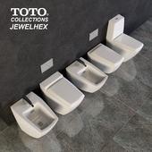 TOTO Jewelhex