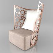 Erba Icona arm chair