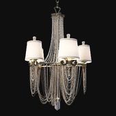 Corbett Lighting Five Light Chandelier