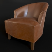 Armchair Chair Timothy Oulton Franco