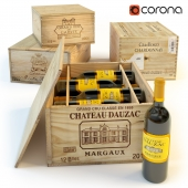 Boxes for wine