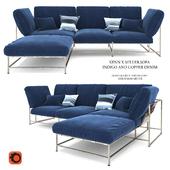 Sofa Kenn X Miller sofa denim