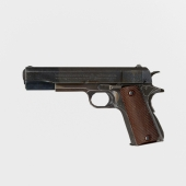 colt 1911 low poly