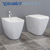 Duravit HAPPY D2