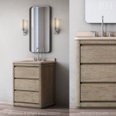MARTENS POWDER ROOM VANITY