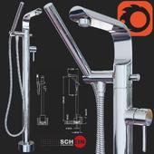 Outdoor bath mixer Schein Icon