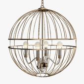 Paul Marra - Sphere chandelier