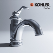 Kohler Fairfax - Single Hole Bathroom Faucet