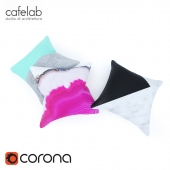 3 pillows set by Cafelab