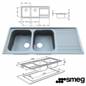 Smeg kitchen sink3