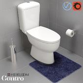 Centro Close Coupled Toilet