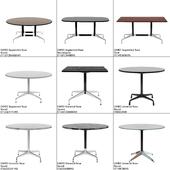 Eames Hermann Miller Tables Collectin